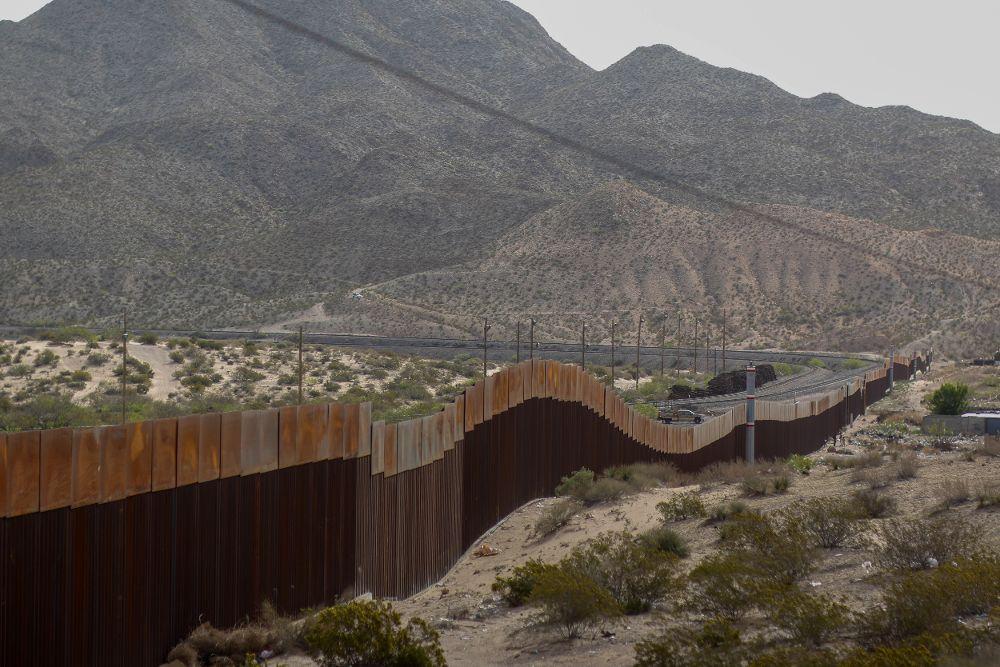 Frontera en México y Estados Unidos