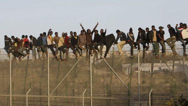 inmigrantes-melilla-españa